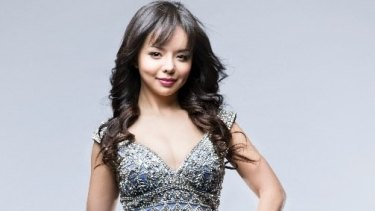 Miss World Canada, Anastasia Lin.