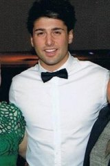 David Cassai was killed by one punch on New Year's Eve 2012.
