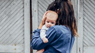 There's no 'sick leave' for stay-at-home mums.