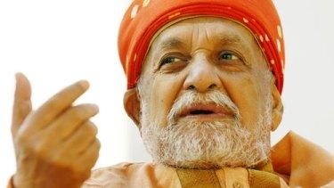 Swami Satyananda Saraswati.
