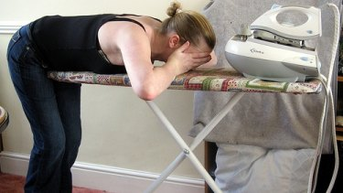 Sick of ironing? Your clothes dryer could help you out.