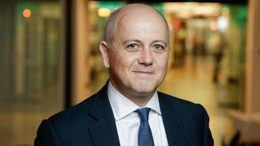 New chief executive of the Australian Digital Health Agency, Tim Kelsey.