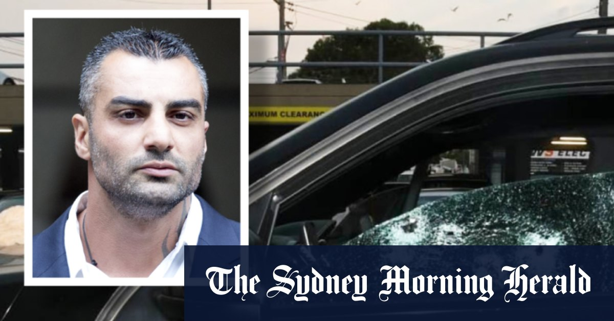 Witness tells of terror at Sydney gym as gunman shot Mick Hawi outside – Sydney Morning Herald