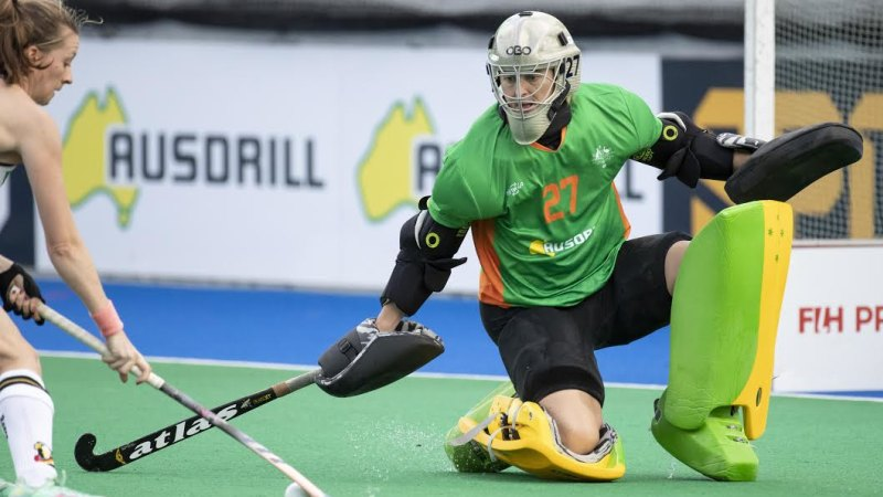 Australian hockey prepares for double double-header in Sydney
