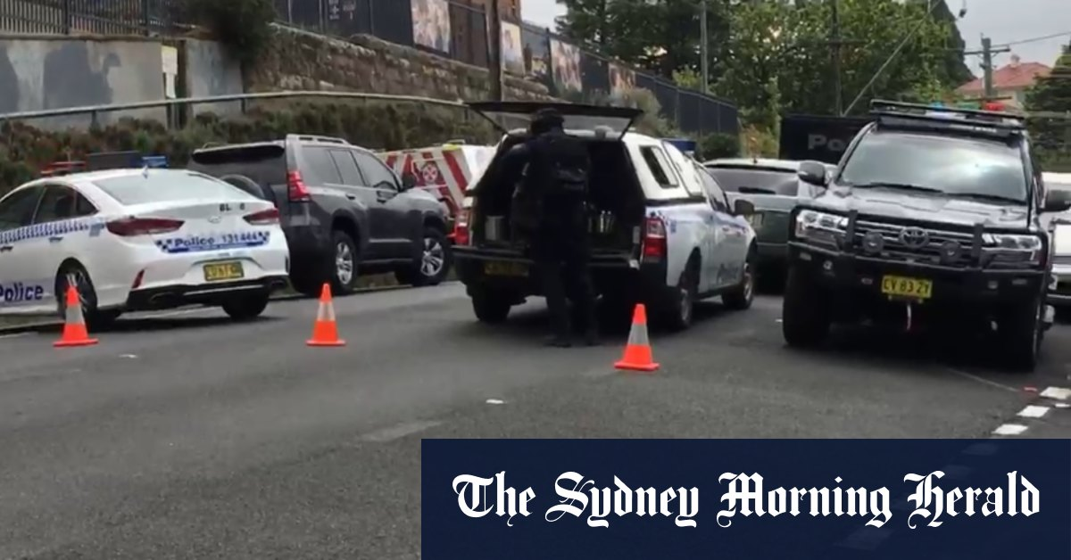 Police operation under way in Katoomba people told to avoid area – Sydney Morning Herald