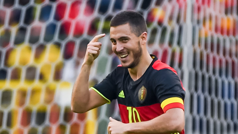 Red-hot Belgium win Euro qualifiers group, Wales keep hopes alive