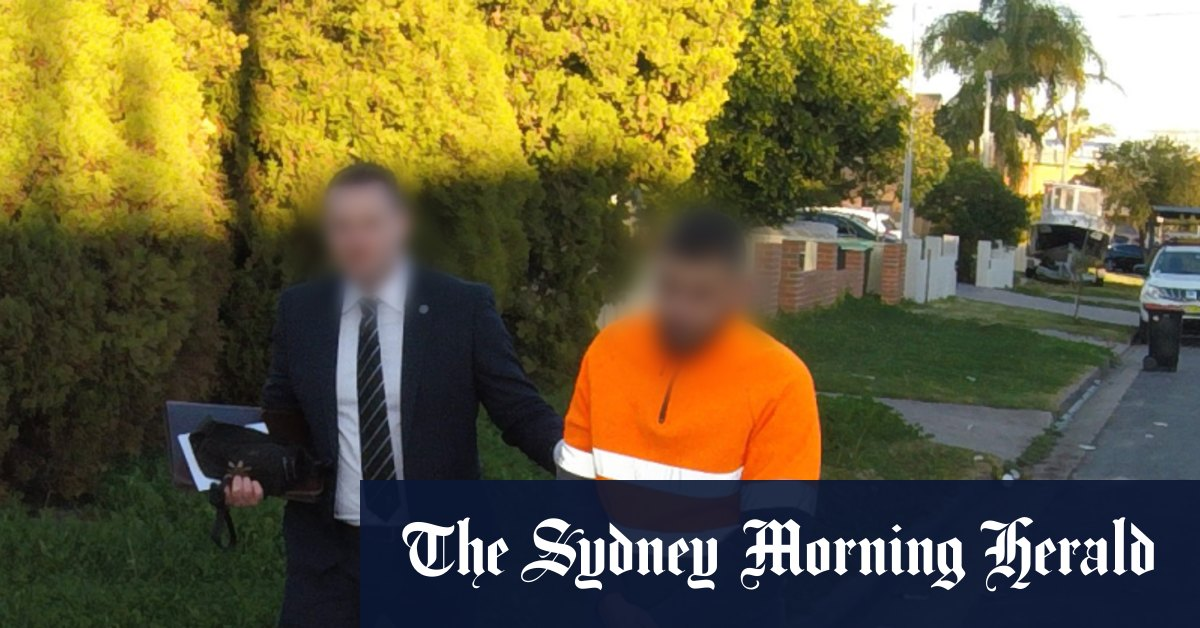 Four men charged over string of robberies across Sydney – Sydney Morning Herald