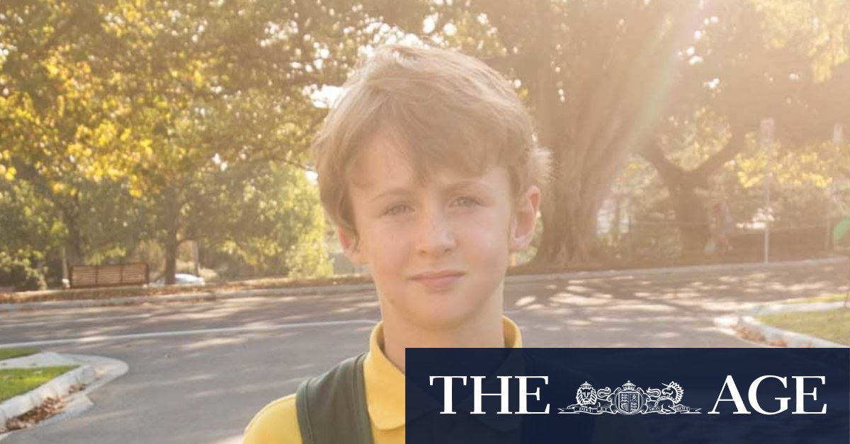 A dotted line means Jack and Hannah will attend their third-closest state school – The Age
