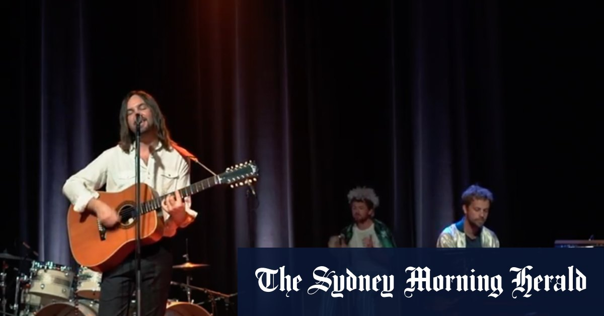 Is Tame Impala a group? Kevin Parker explains – Sydney Morning Herald