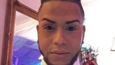 Orlando shooting victim, Peter O. Gonzalez-Cruz