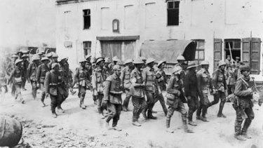 2000 men were killed at Fromelles.