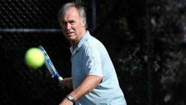 """John Alexander: """"If you were to play Roger Federer you would lose every time; that's what it's like for the homebuyer against the investor.''"""