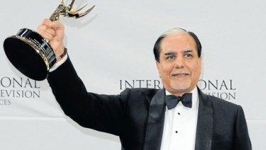 Money man: Billionaire Essel media baron Subhash Chandra.
