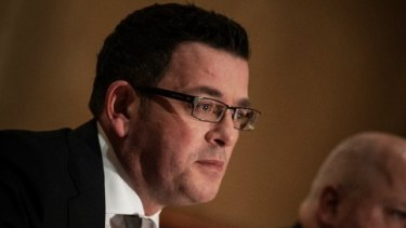 """""""Please, Prime Minister: it doesn't have to be like this"""": Daniel Andrews' Facebook plea to Malcolm Turnbull."""