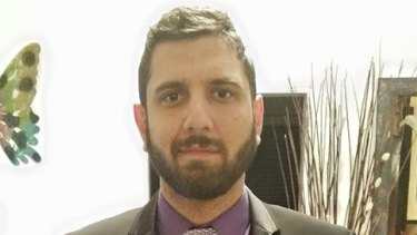 Charlie Sharobeem allegedly transferred the money to Egypt.