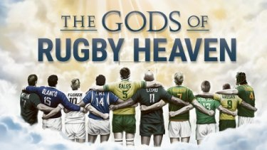 The Gods of Rugby Heaven: Who will make your team?