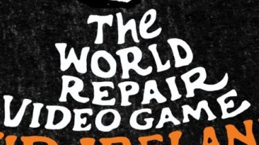 <i>The World Repair Video Game</i> by David Ireland.