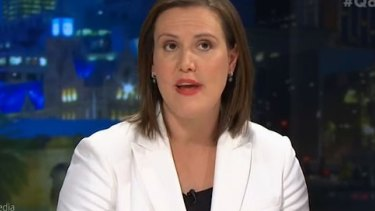 Let them eat toast: Kelly O'Dwyer on Q&A.