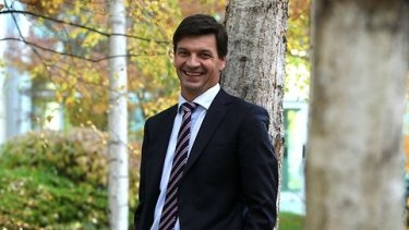 Angus Taylor, the Assistant Minister for Cities.