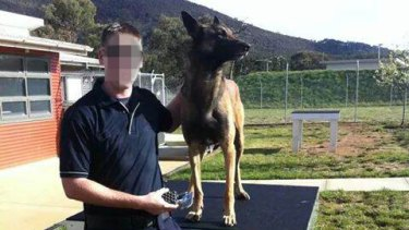 This former prison guard spent months in Goulburn jail after his ex-partner falsely alleged he had bashed and sexually assaulted her.