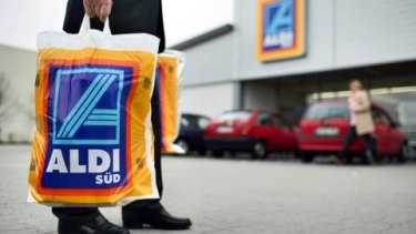 Since the start of 2016, Meltwater says Aldi has received about a third more of the social chatter than its key competitors.