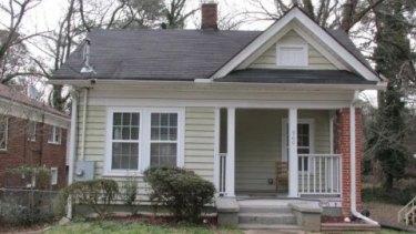 Christina and Michael's quiet suburban home.