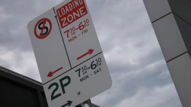 If a parking sign states days of the week, you can park for free on public holidays.