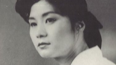Kim Hyun-hee was groomed to plant a bomb on a plane.