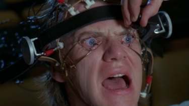 Psychology once figured more prominently in popular culture. An image from the 1971 film A Clockwork Orange based on the 1962 novel by Anthony Burgess.