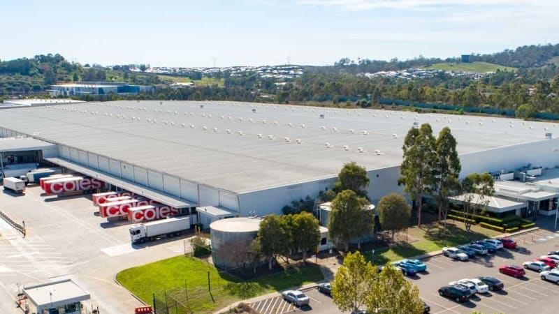 Charter Hall selects Coles warehouse in $90m deal with Frasers