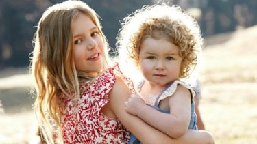Collette Dinnigan's Young Hearts Collection for Aldi includes items for babies through to girls in their early teens.