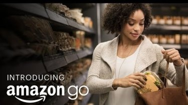 Amazon has registered more than 250 trademarks in Australia but has yet to register Amazon Go, its new cashier-free convenience store concept.