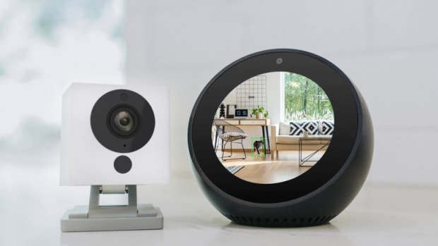 Seeking a home monitoring camera that works without looking like Big Brother