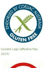 The 'Crossed Grain Logo' is a trademark owned and administered by Coeliac Australia, which is internationally recognised by those who need to follow a gluten free diet.