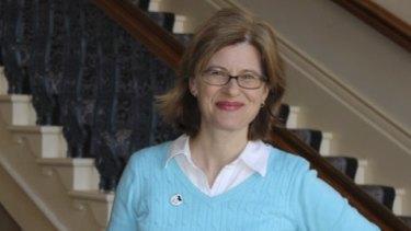 Dr Catherine Roach aka Catherine LaRoche.