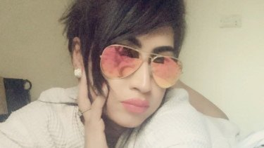 """Pakistani social media star Qandeel Baloch was allegedly murdered by her brother in an """"honour killing""""."""