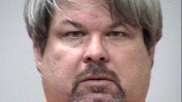 Kalamazoo shootings suspect Jason Dalton.