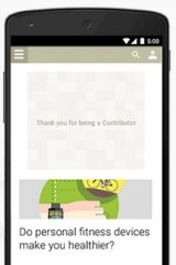 Ads no more: Google Contributor replaces ads with thank you messages - for a fee.