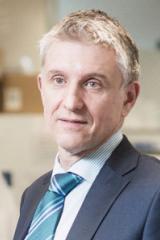 Professor Grant McArthur, executive director of the Victorian Comprehensive Cancer Centre,