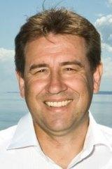 Cleveland MP Mark Robinson