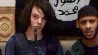 Melbourne teenager Jake Bilardi, who is believed to have carried out a suicide mission for Islamic State in Iraq.