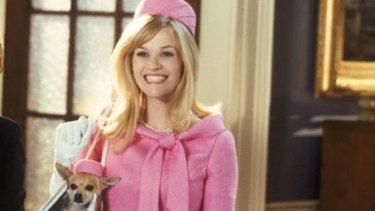 RIP Bruiser. Those matching pill box hats were a highlight of Legally Blonde.