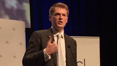 Martyn Iles of the Australian Christian Lobby.