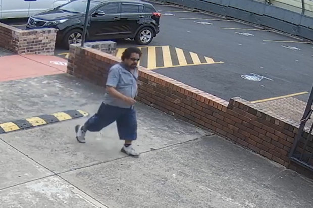Police have released CCTV footage of a man they believe may assist with their inquiries.