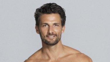 Former Bachelor Australia Tim Robards