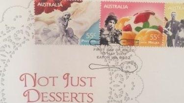 Eaton, near Bunbury in Western Australia, was chosen for a series celebrating iconic Australia desserts such as the pavlova and peach Melba.