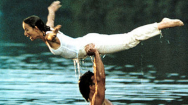 Recreate the lake scene from Dirty Dancing in Lake Burley Griffin on Valentine's Day.