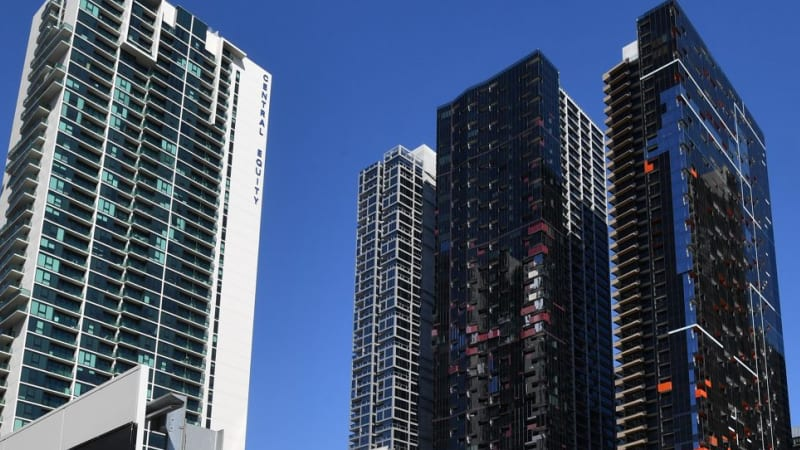 Apartment prices to fall hardest in Melbourne