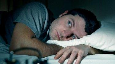 Sleeplessness.