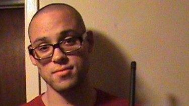 Oregon shooter Chris Harper-Mercer.
